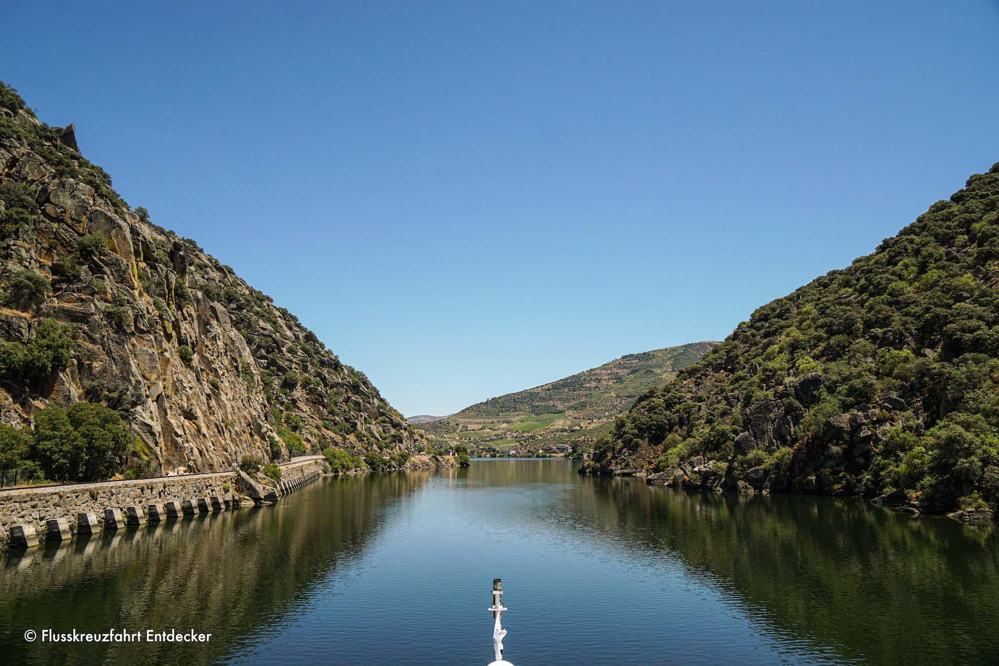 Flusskreuzfahrt-Veranstalter pausieren Douro-Saison