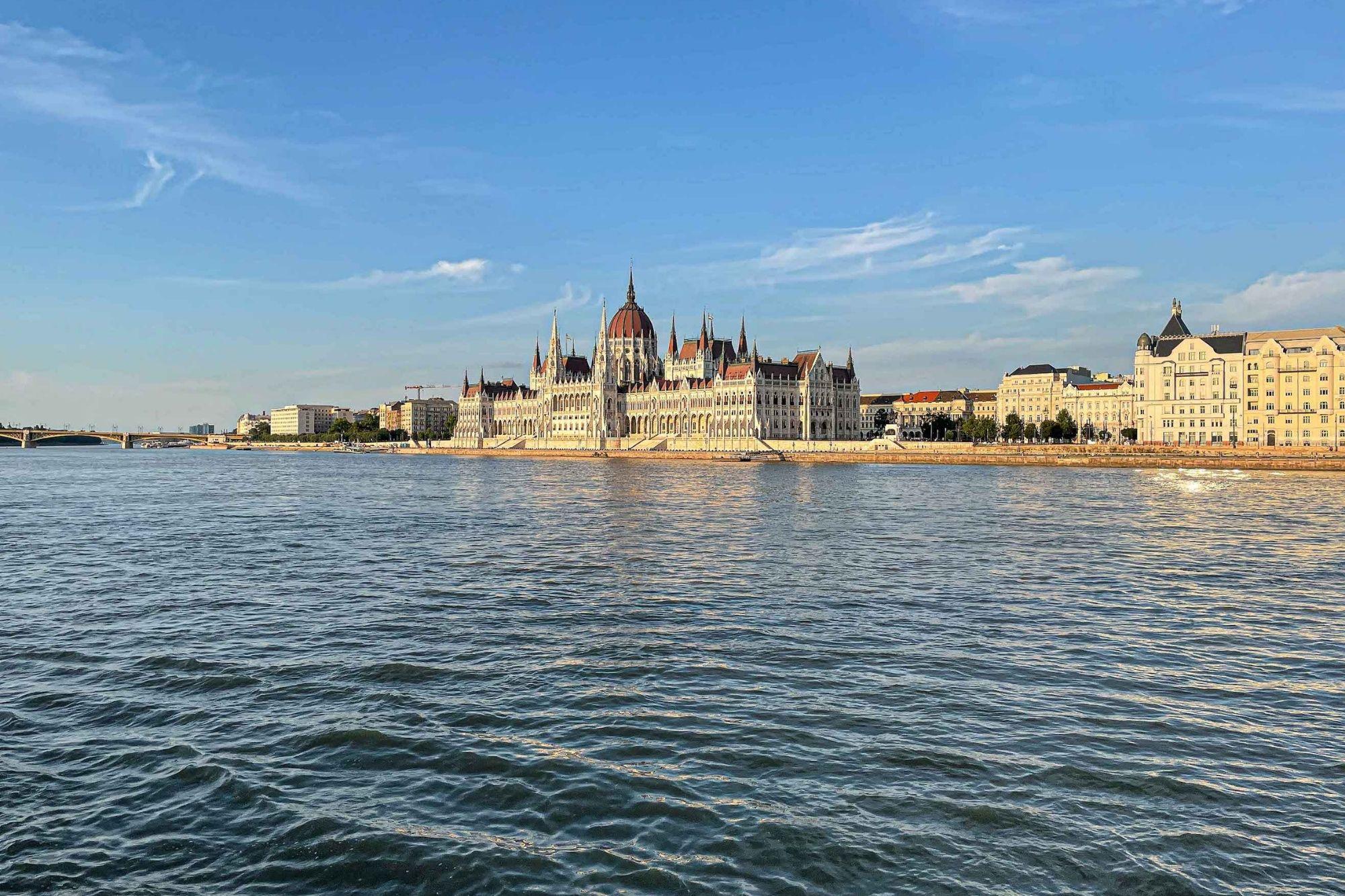MS ALBERTINA Reisebericht Teil 2: Wien, Budapest & traditionelle Folklore