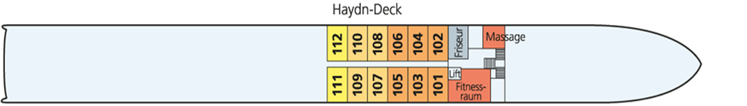 AMADEUS Diamond Haydn-Deck