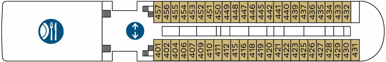 MS CENTURY GLORY Deck 4