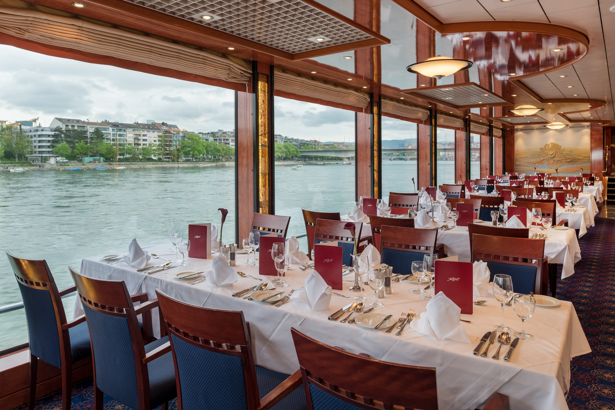 MS Thurgau Ultra Panorama Restaurant