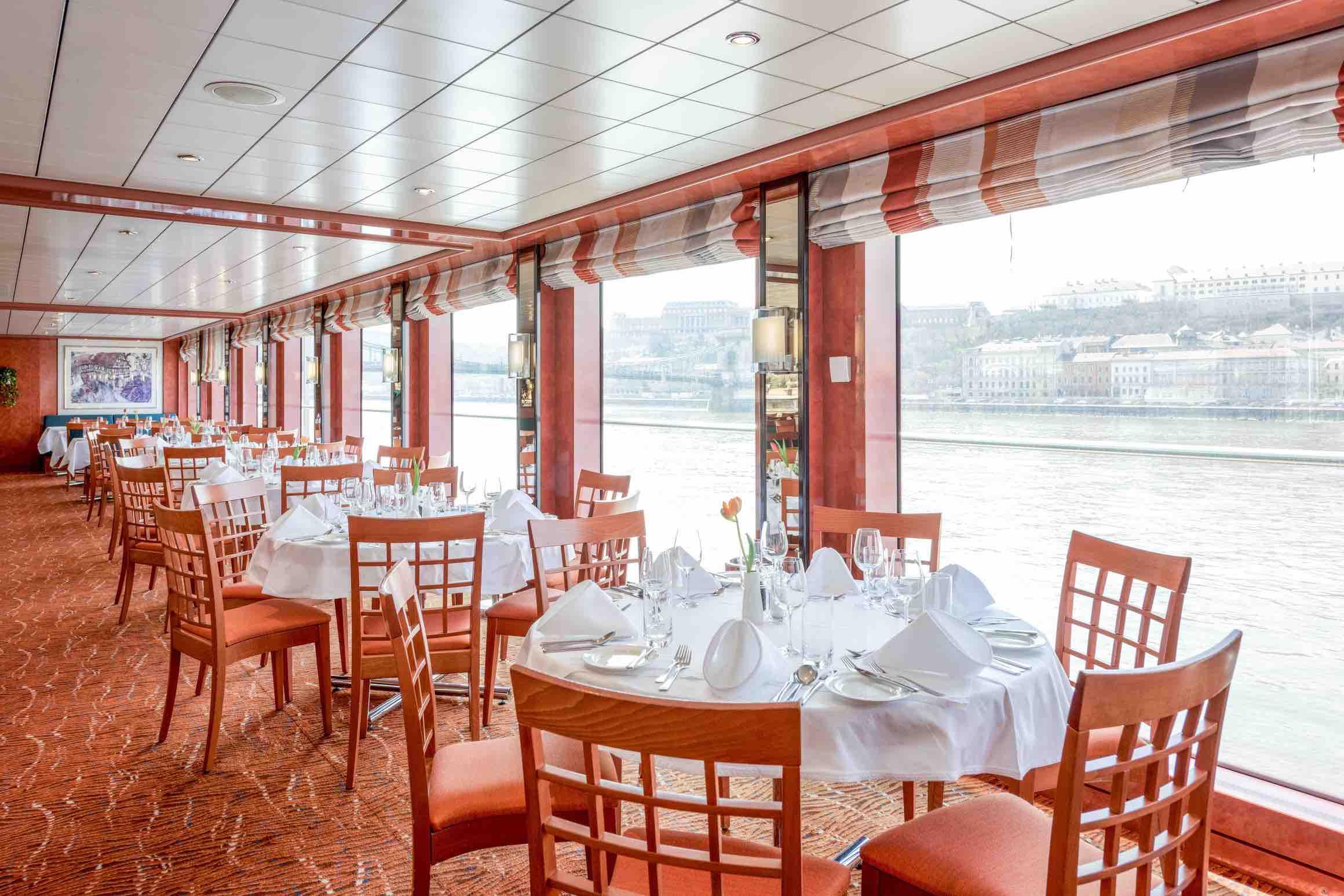 MS Belvedere Panorama Restaurant