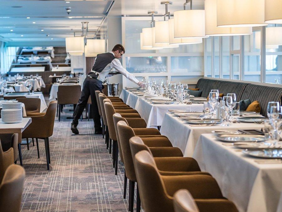 MS Asara Vier Jahreszeiten Restaurant