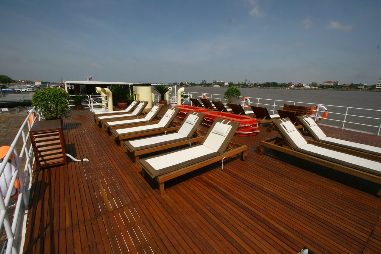 RV Indochine Sonnendeck