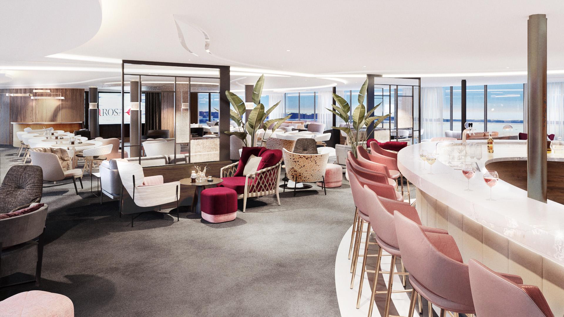 A-ROSA SENA Panorama Lounge