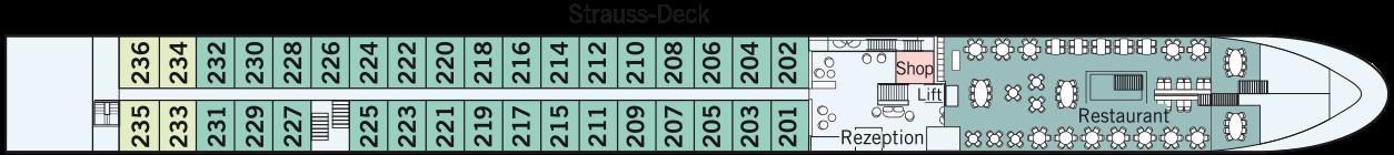 AMADEUS Cara Strauss-Deck
