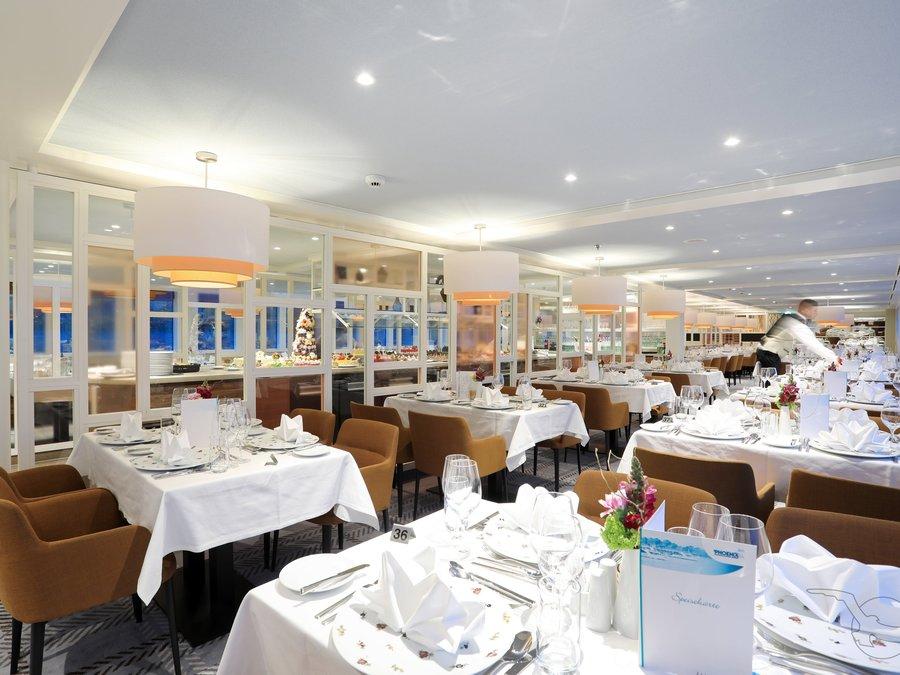 MS Alena Vier Jahreszeiten Restaurant