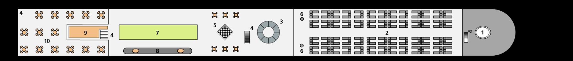 A-ROSA AQUA Deck 4
