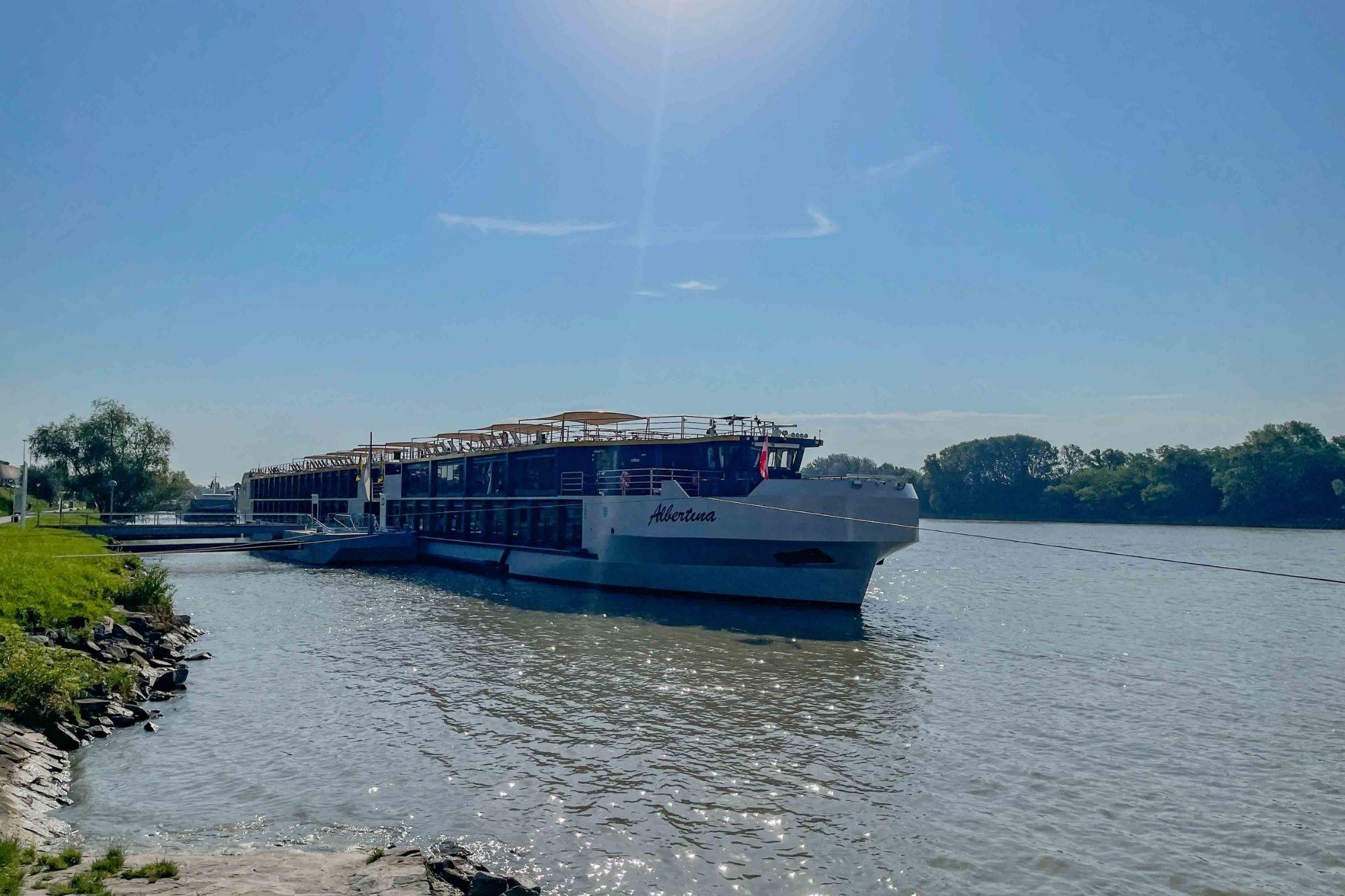 MS ALBERTINA Reisebericht Teil 4: Vormittag in Krems & Gala-Abend an Bord