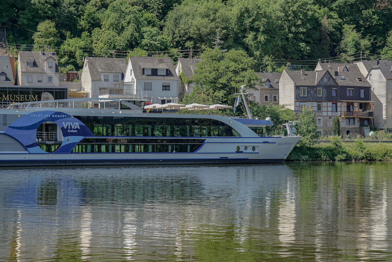 VIVA Cruises nimmt nun auch internationale Reisen wieder auf