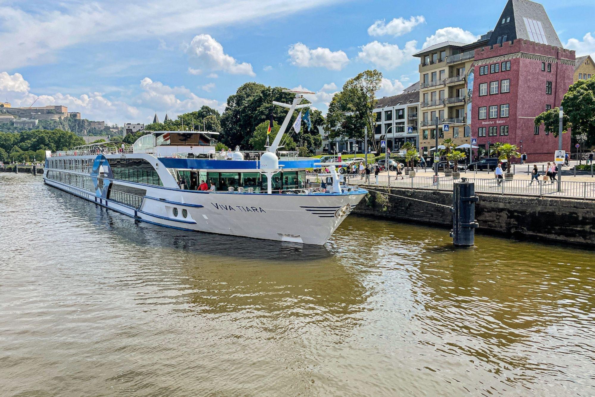 VIVA Cruises lässt Winterpause aus