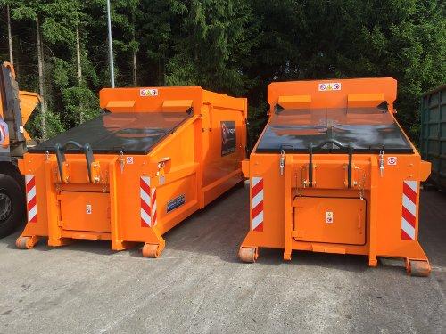 Vorwagner - Containerdienst
