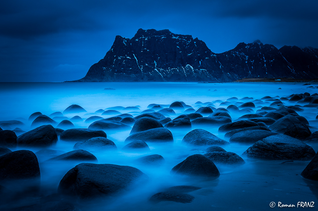 Blue, Lofoten Norway