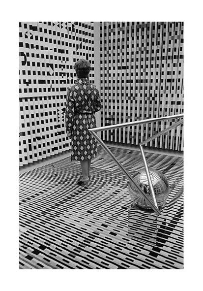 Espace Agam, Centre Pompidou © Charlie Abad