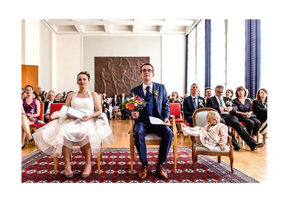 Mariage © Gaelle Le Berre