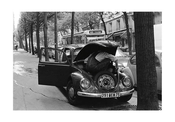 Rue Taine, Paris © Charlie Abad