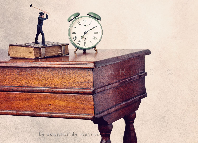 Le sonneur de matins © Yann Pendariès