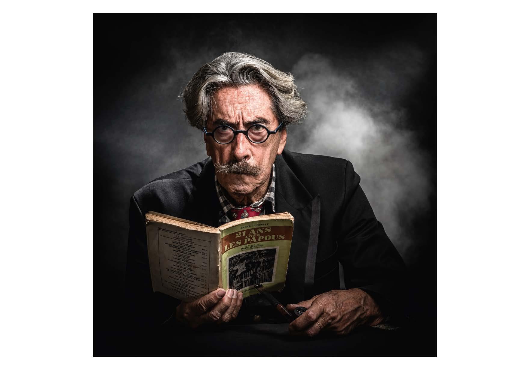 Portrait © Laurent Belet