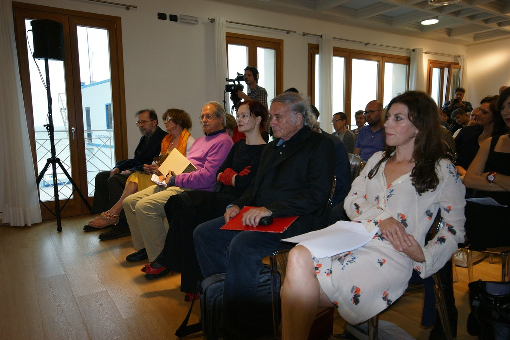 Carla Stella, Tomaso Kemeny, Patrizia Valduga, Antonio Cassuti, Marisa Michieli, Paolo Lagazzi