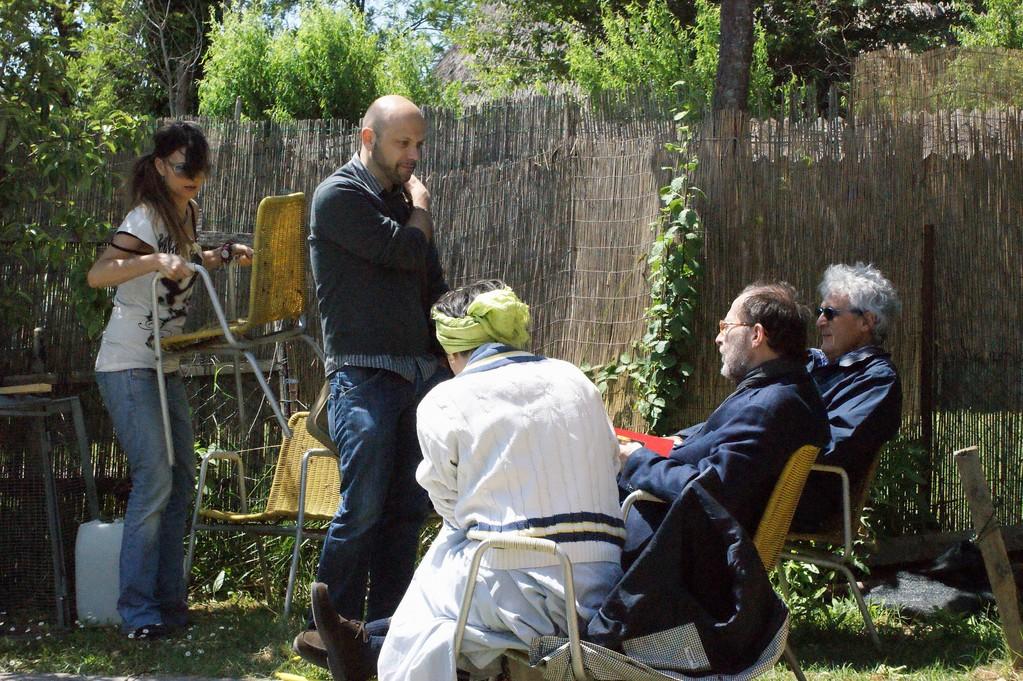 Maurizio Mattiuzza, Paolo Lagazzi, Augusto Debernardi