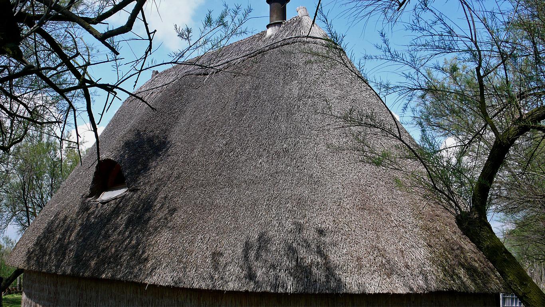Caorle - Laguna, un casone