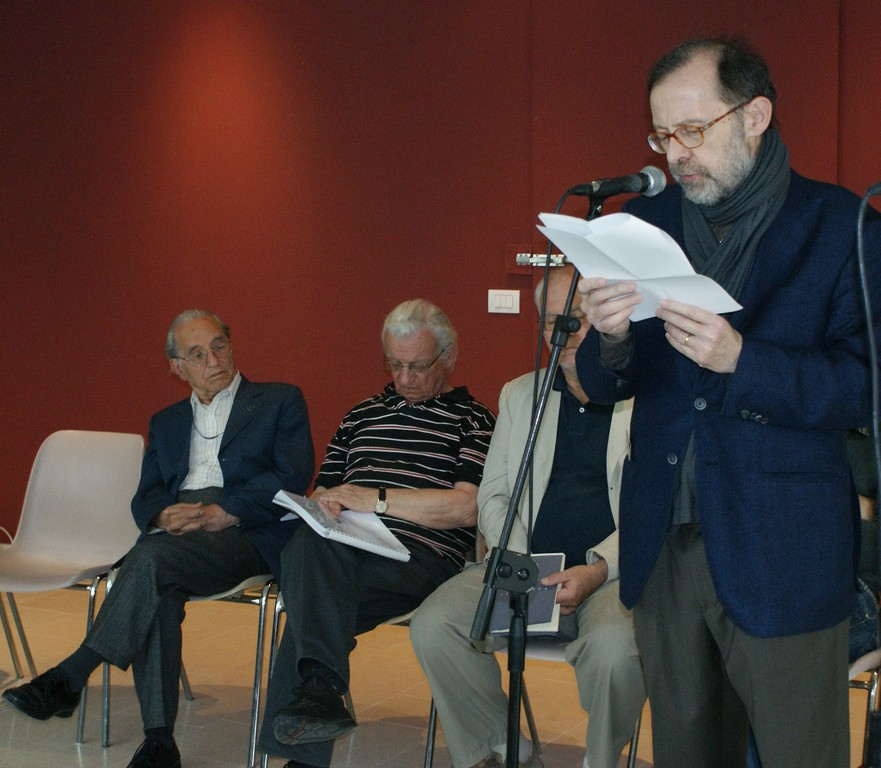 Paolo Lagazzi, Istock Osojnik, Nikola Kraljic, Giacomo Scotti