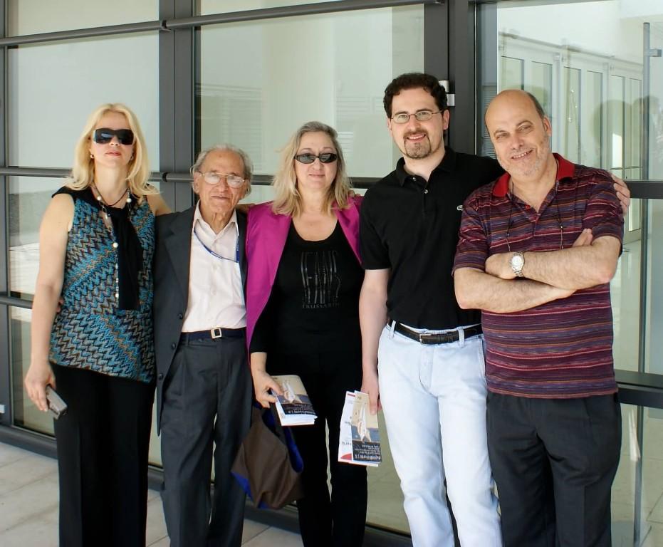 Diana Rosandić, Giacomo Scotti, Marina Moretti, Roberto Nassi, Franco Torcellan