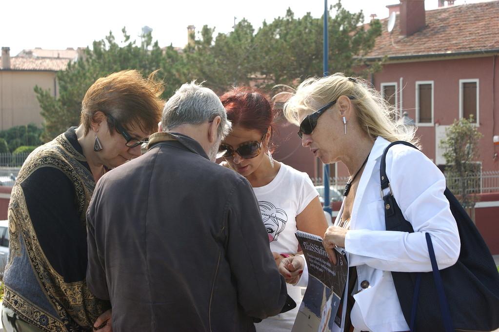 ScoglidiverSi: Fiorenza Pietropoli, Angelo Tabaro, Federica Bellinazzi, Donatella Campanella - 03/06/2012