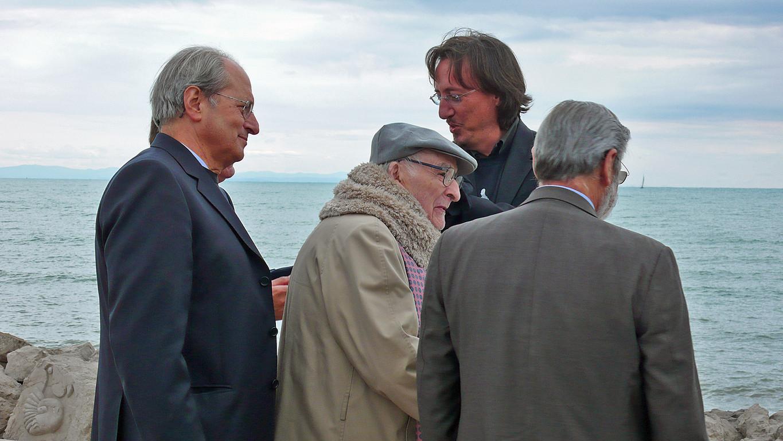 ScoglidiverSi,  A. Cassuti, A. Zanzotto,  L. Antelmo, A. Tabaro