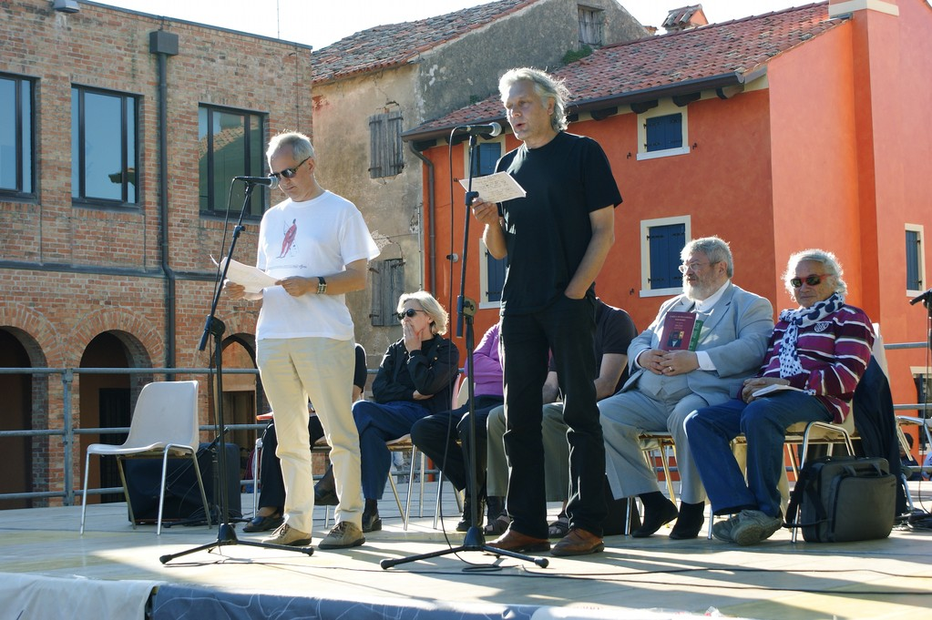 Egon Guenther, Enrico Grandesso, Ida Travi, Géza Szőcs, Tomaso Kemeny