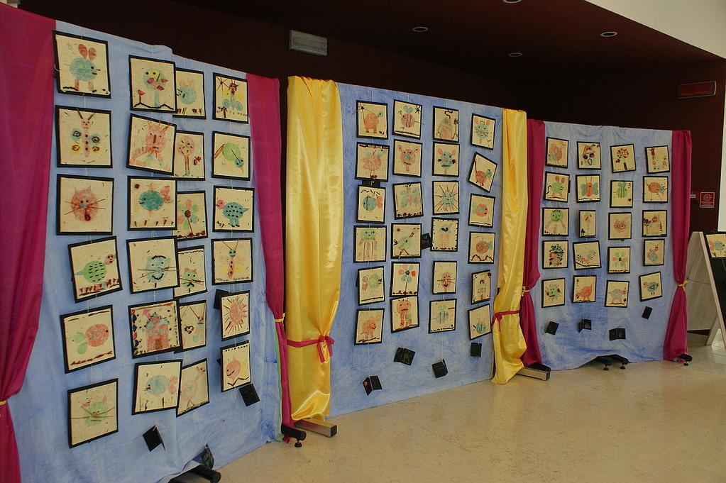 Fondazione Mostra Internazionale di Illustrazione per l'Infanzia di Sàrmede (prodotti dei laboraori per i bambini)