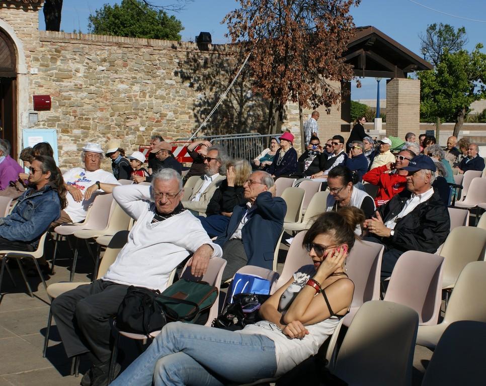 Nikola Kraljic, Giacomo Scotti, Renata visintini Lambertini, Flavio Ermini