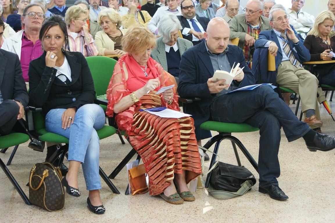 Marisa Zanzotto e Tiziano Scarpa