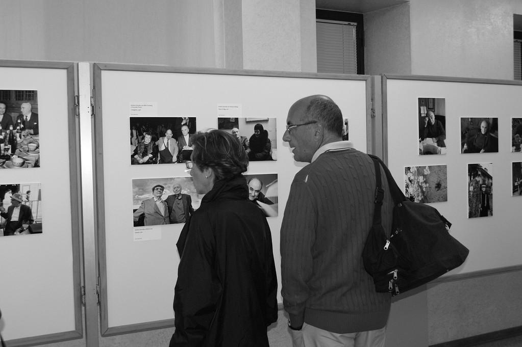 """Inaugurazione della Mostra """"Lontan massa son 'ndat pur stando qua"""" - 01/06/2012"""