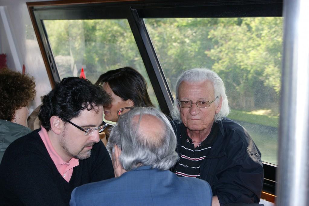 Roberto Nassi, Giacomo Scotti, Nikola Kraljic