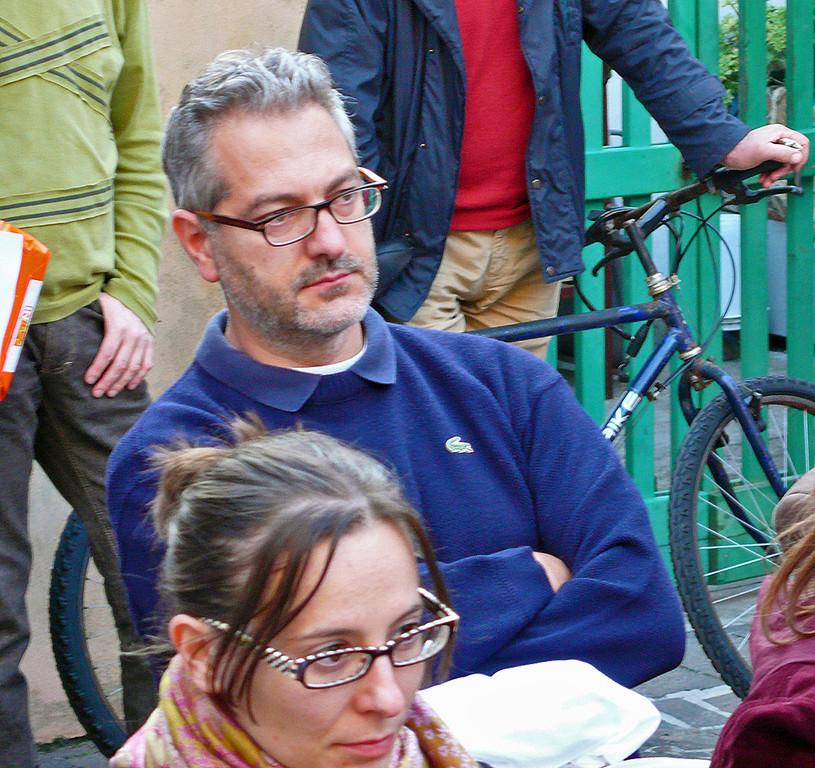 ImmerSidiverSi in Campo Negroni, A. Larcati