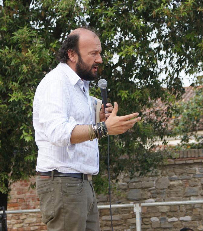 """Davide Rondoni - """"Da Dante ai giorni nostri"""" - 02/06/2012"""