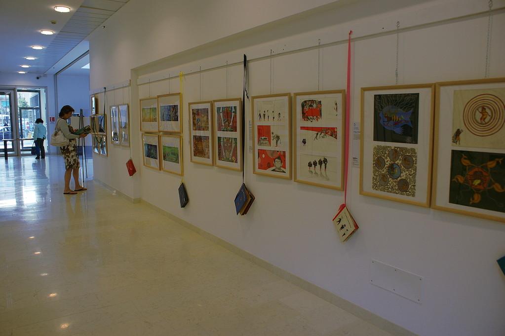 Fondazione Mostra Internazionale di Illustrazione per l'Infanzia di Sàrmede (mostra)