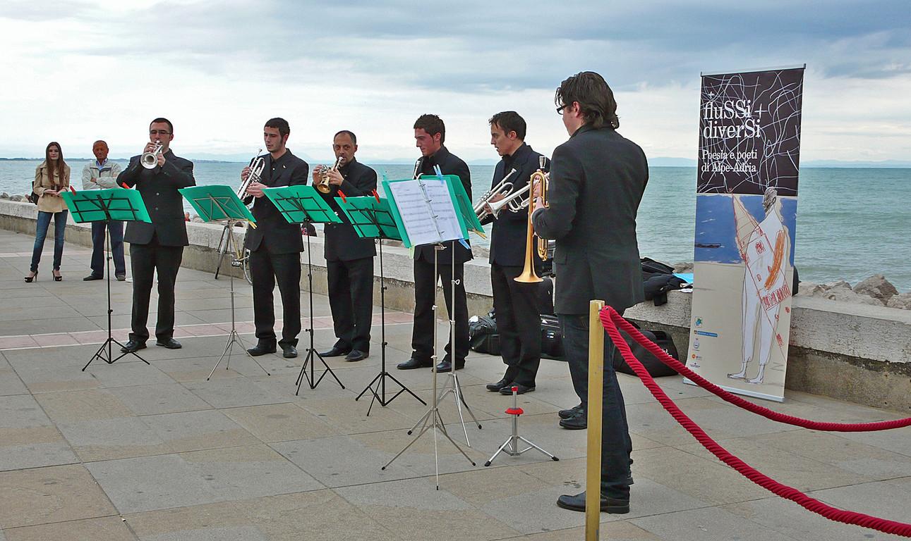 ScoglidiverSI, musica da cerimonia con la Fondazione Santa Ceciclia di Portogruare