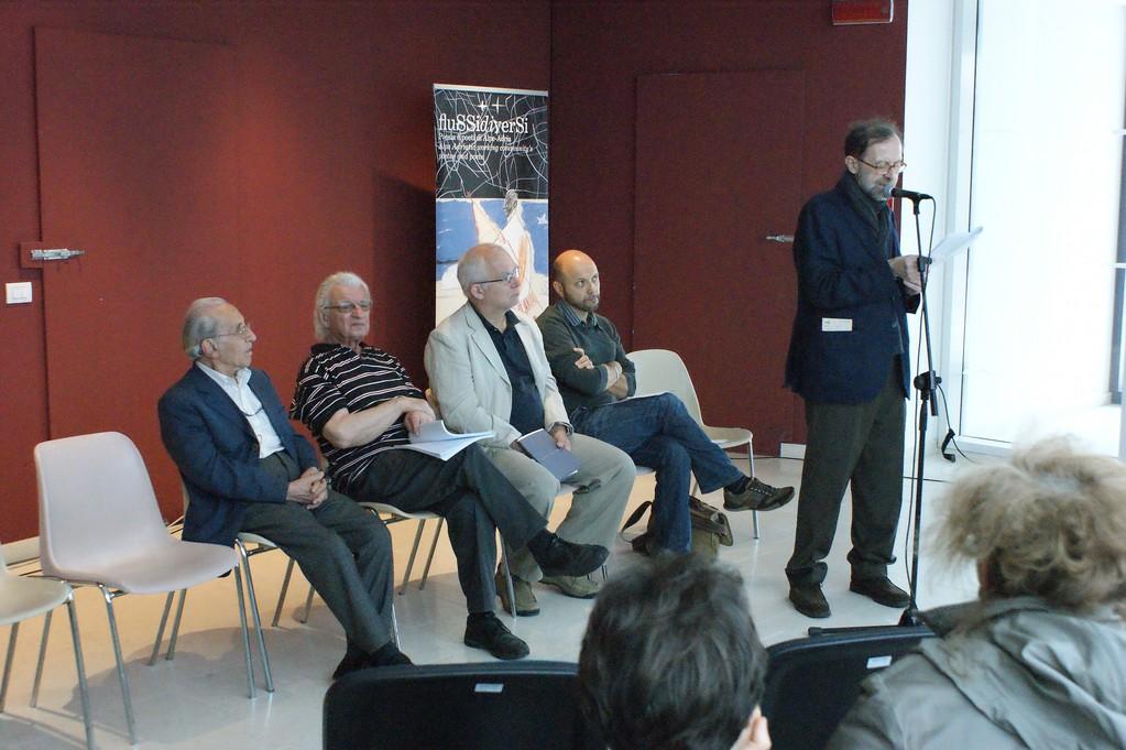 Paolo Lagazzi, Mario Mattiuzza, Istock Osojnik, Nikola Kraljic, Giacomo Scotti