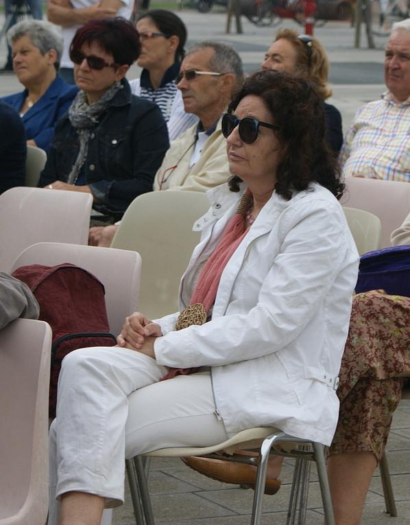 """Chicaribo rente Brusaporco"": Linda Mavian - 03/06/2012"