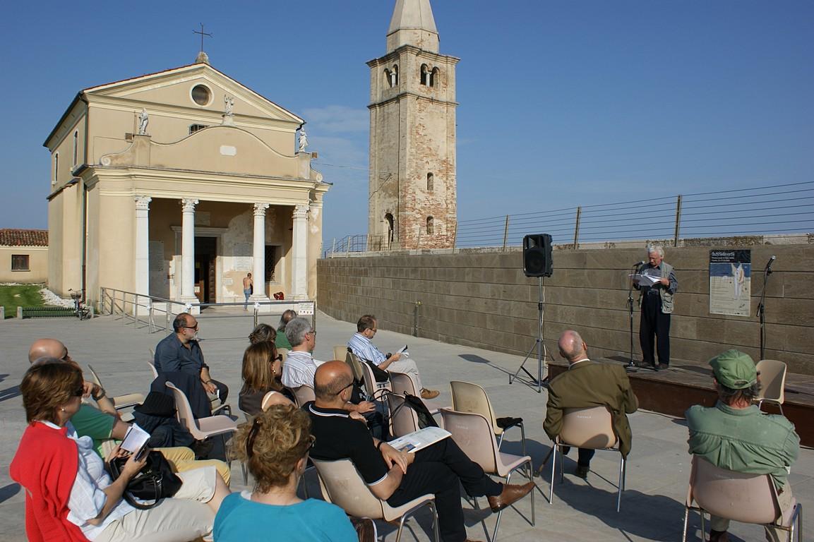 Reading al Santuario della Madonna dell'Angelo: Nikola Kraljic