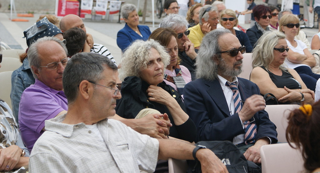 """""""Chicaribo rente Brusaporco"""": Antonio Cassuti, Ida Travi, Flavio Ermini, Marina Moretti - 03/06/2012"""