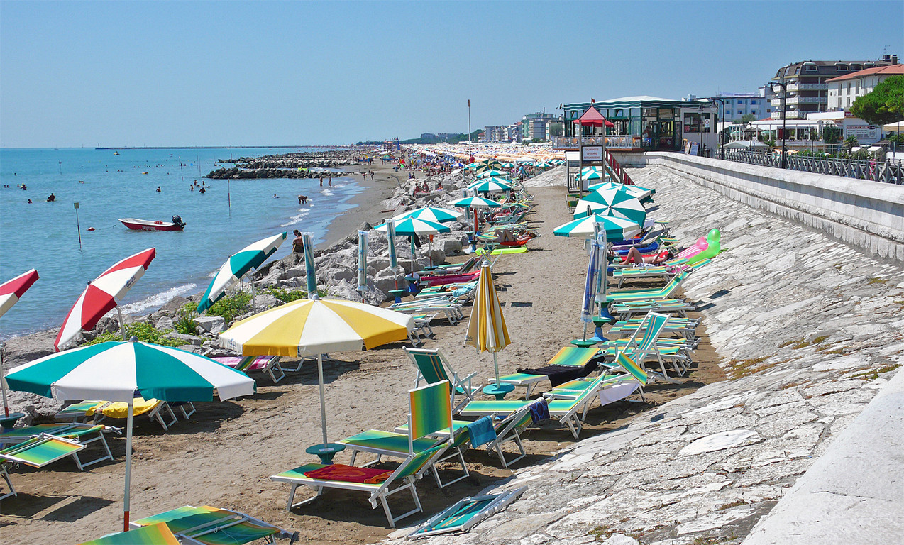 Caorle - Spiaggia di Ponente