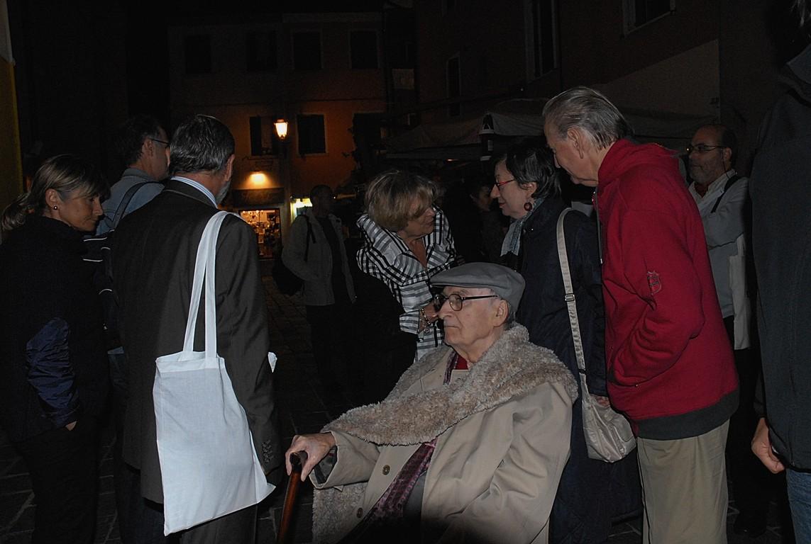 ImmerSidiverSi in Campo Negroni, Andrea Zanzotto