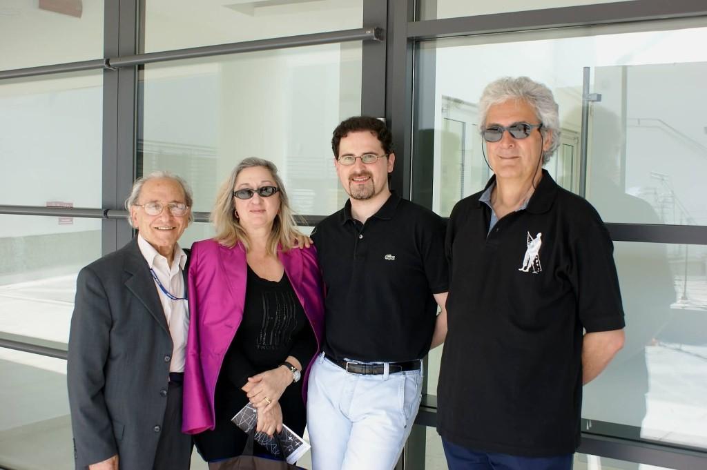 Giacomo Scotti, Marina Moretti, Roberto Nassi, Augusto De Bernardi