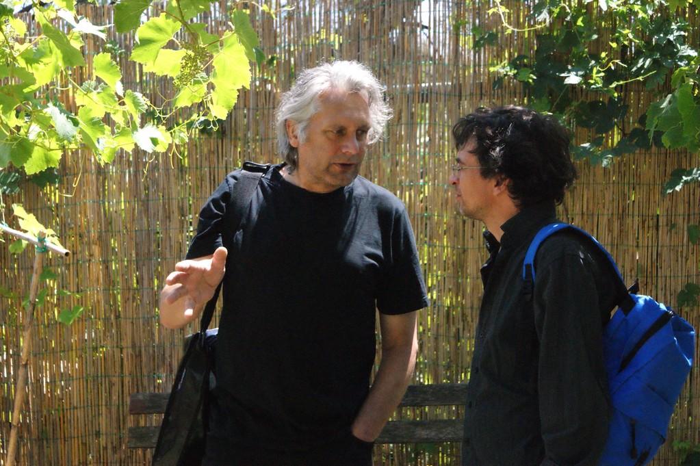 Egon Guenther e Gabor Nagy