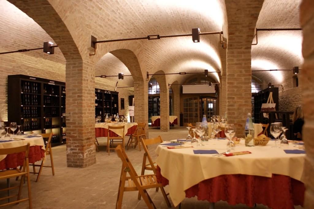 La Cantina dell'Azienda Agricola Ca' Corniani