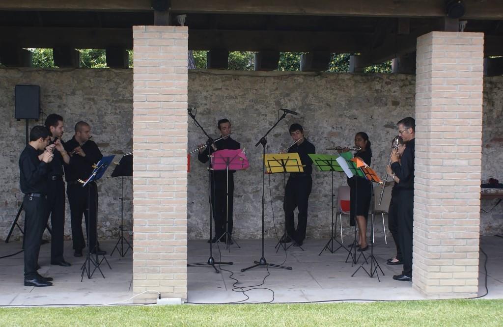Santa Cecilia Flute Ensamble