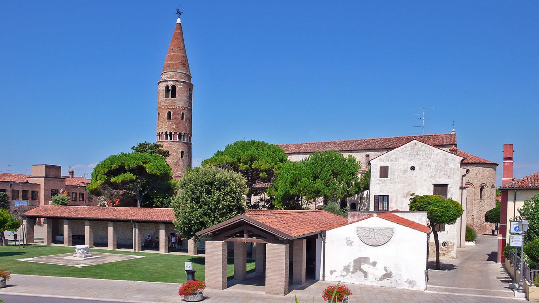 Caorle - Il Campanile del Duomo